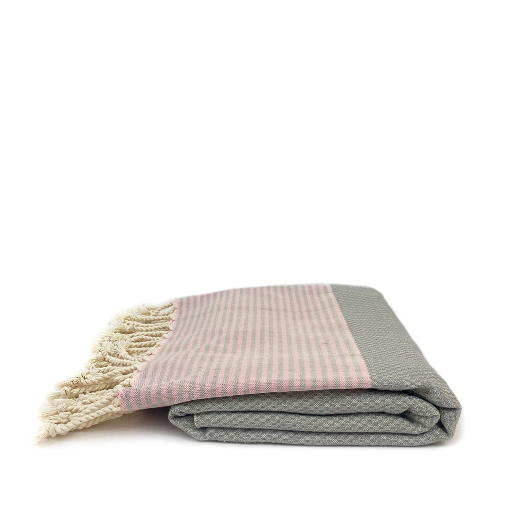 Claire Organic Turkish Towel - H+E Goods Company