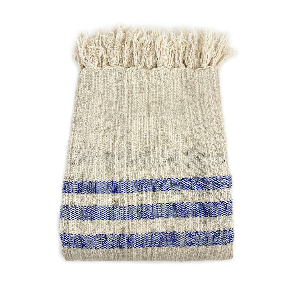 Hammam Organic Cotton Towel - H+E Goods Company