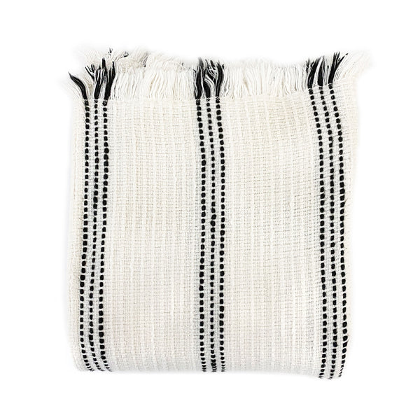 Boho Cotton Throw Blanket - H+E Goods Company