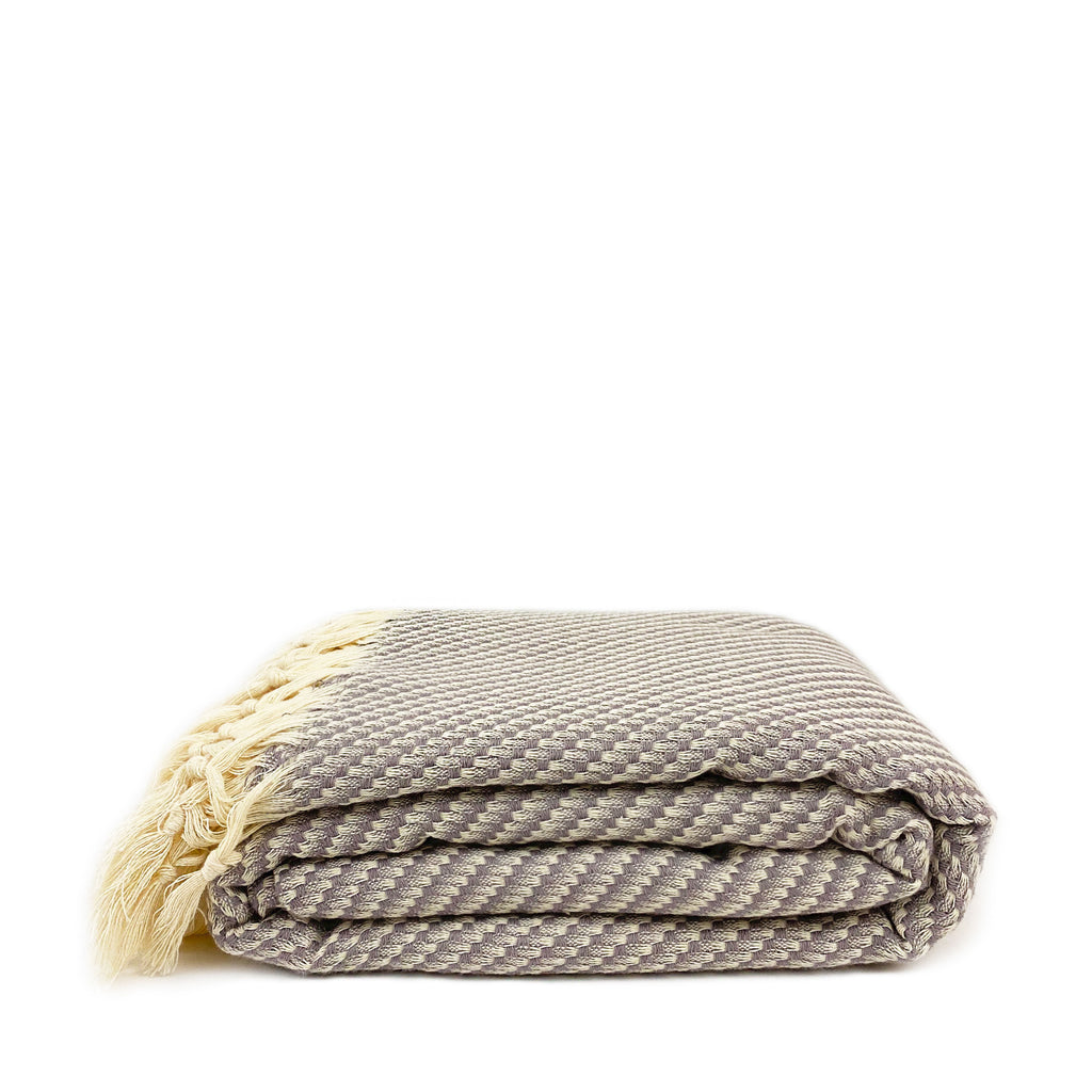 Cotton Lightweight Blanket - H+E Goods Company