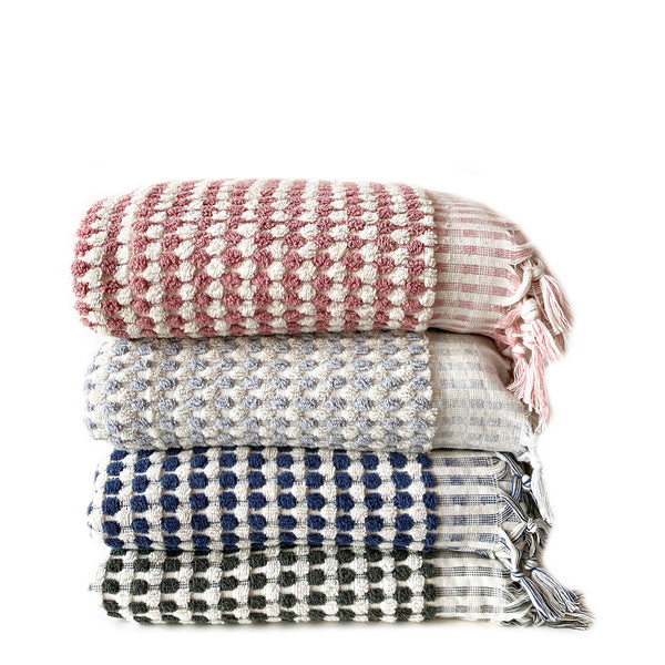 Color Spa Towels - H+E Goods Company