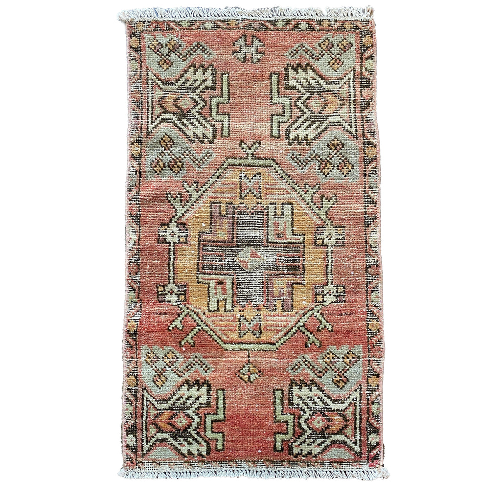 Chansy Distressed Vintage Rug - H+E Goods Company