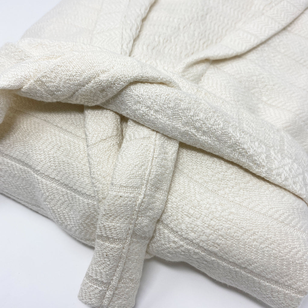 Bamboo and Cotton Robe - H+E Goods Company