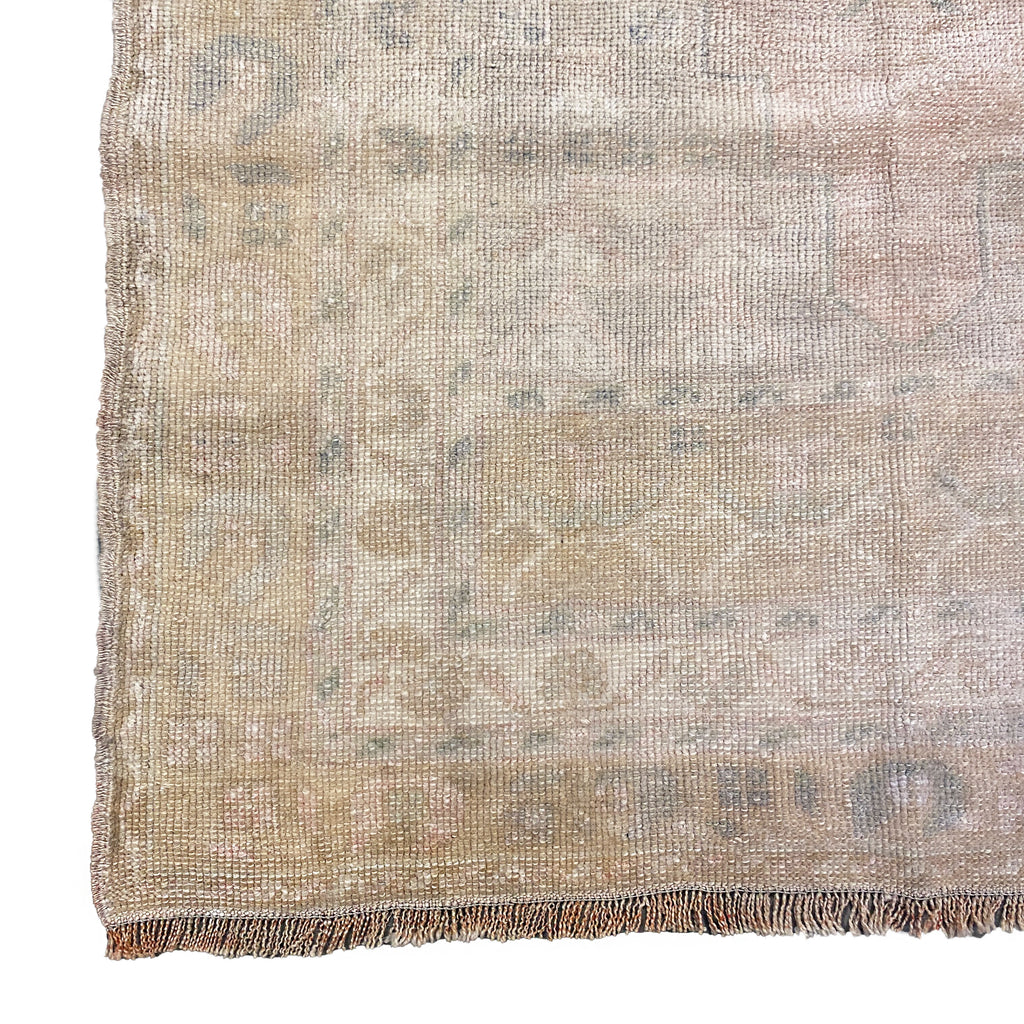 Phonic Hand-Knotted Wool Runner - H+E Goods Company