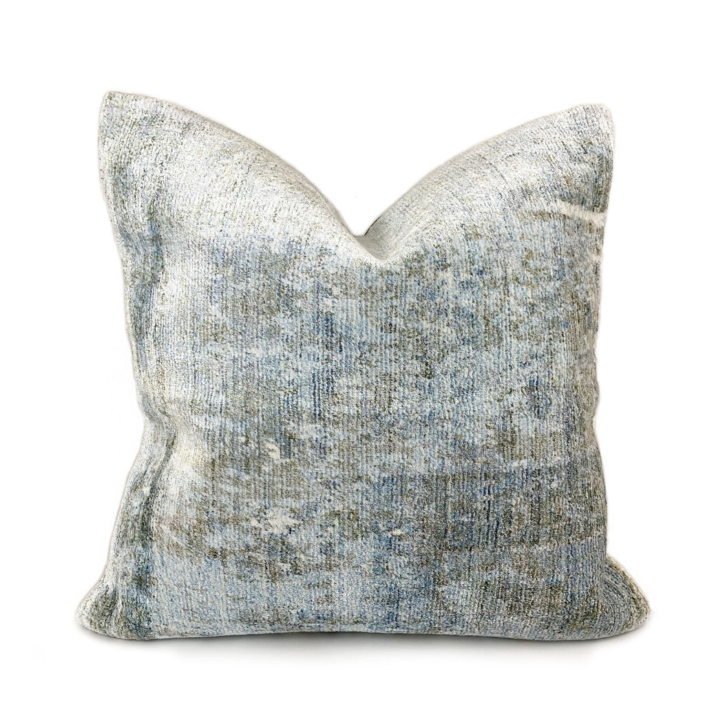 Bamboo Silk Throw Pillow - H+E Goods Company