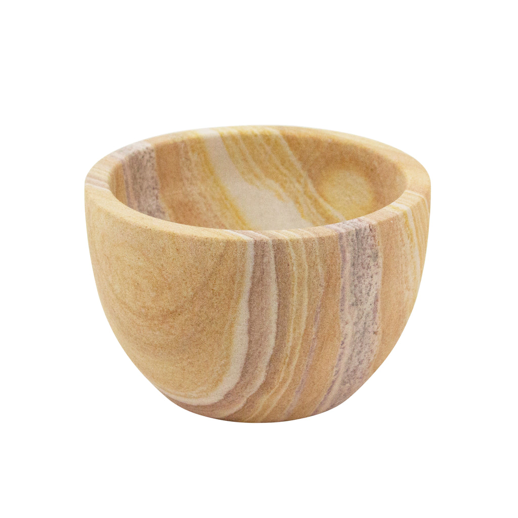 Sandstone Large Bowl - H+E Goods Company