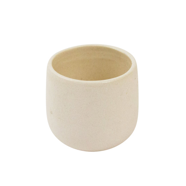 Small Ceramic Coffee Cup - H+E Goods Company