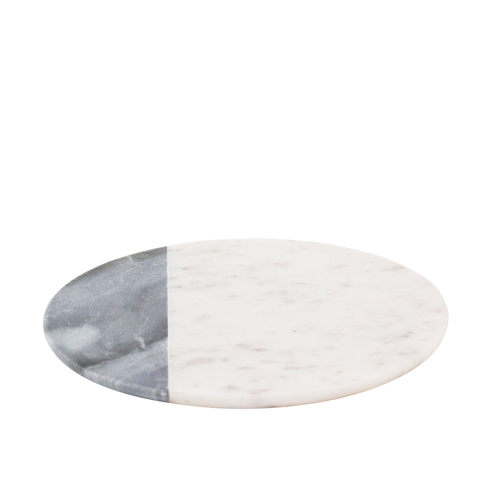 Medium Marble Serving Board - H+E Goods Company