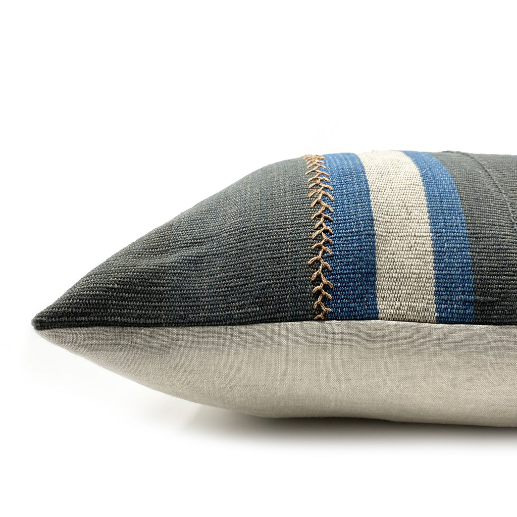 Eli Handwoven Pillow - H+E Goods Company