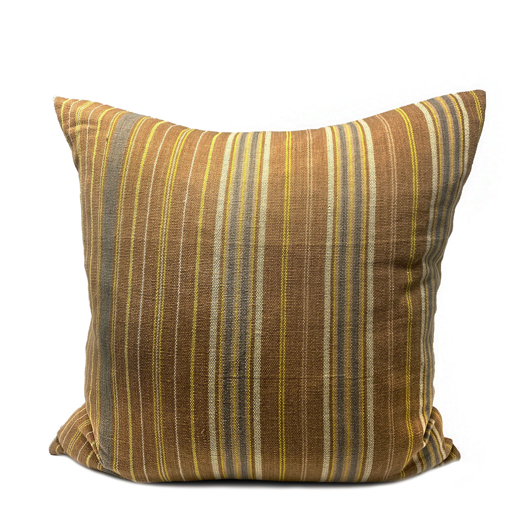 Clementine Handwoven Pillow - H+E Goods Company