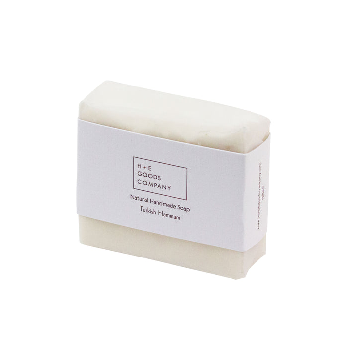 Turkish Hammam Vegan Soap - H+E Goods Company