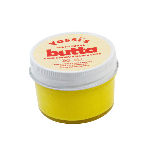 Yassi's All Natural Butta 2oz - H+E Goods Company