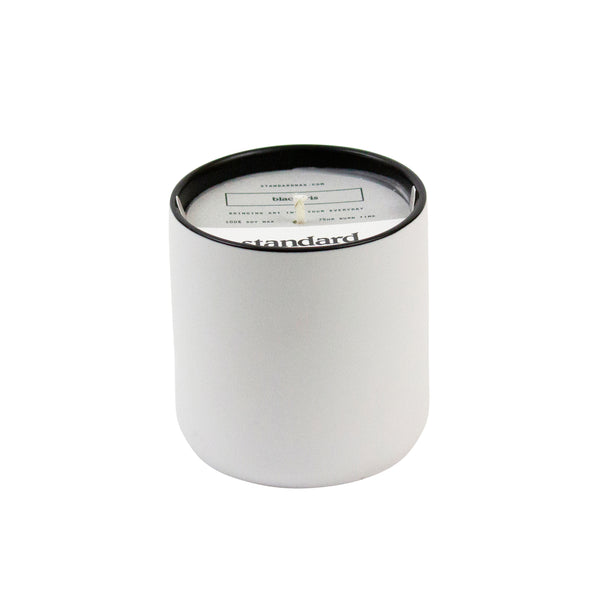 Black Iris Soy Wax Candle - H+E Goods Company