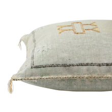 Load image into Gallery viewer, Moroccan Silk Pillow