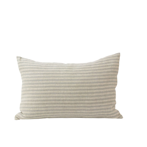 Linen and Cotton Pillow