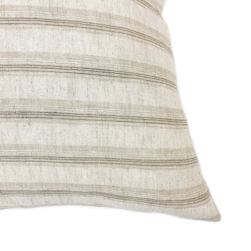 Willow Handwoven Pillow - H+E Goods Company