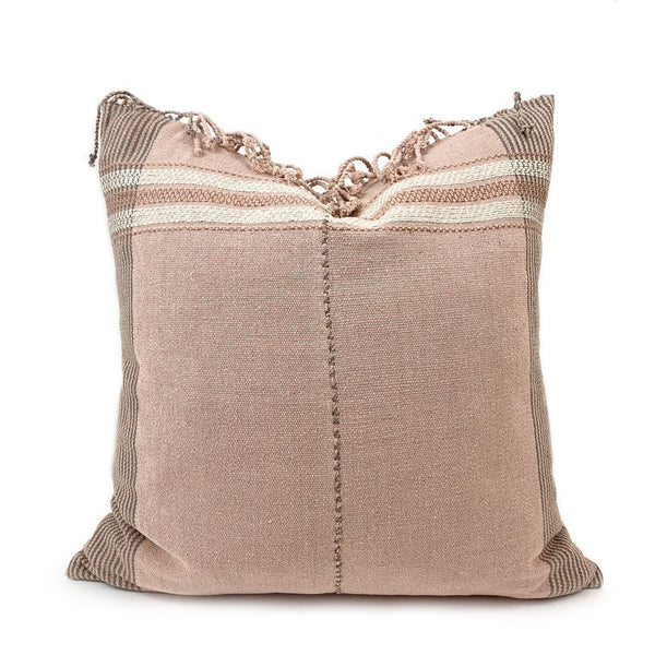 Arles Handwoven Throw Pillow - H+E Goods Company