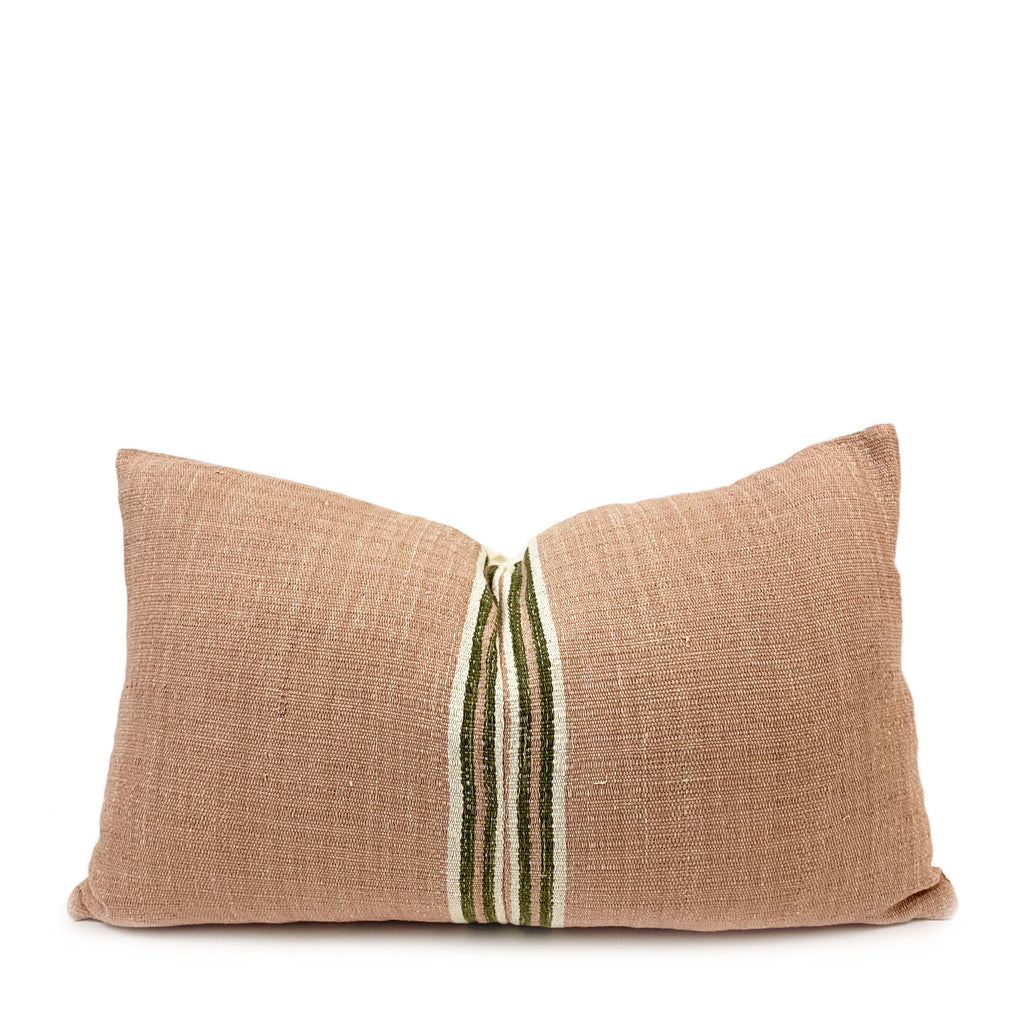 Noor Handwoven Throw Pillow - H+E Goods Company