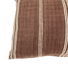 Load image into Gallery viewer, Aliya Handwoven Throw Pillow - H+E Goods Company