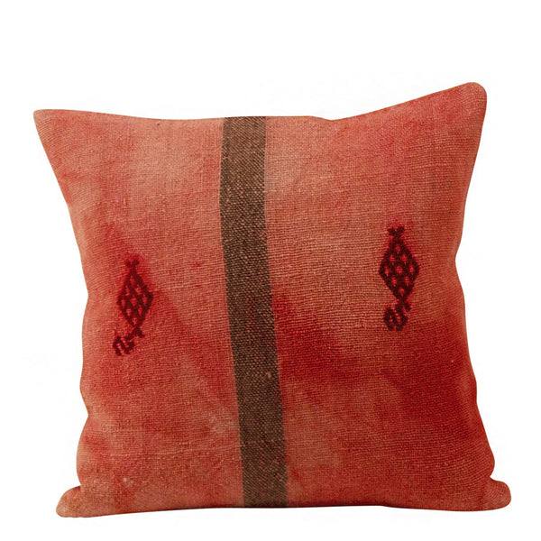 Leyla Overdyed Throw Pillow - H+E Goods Company