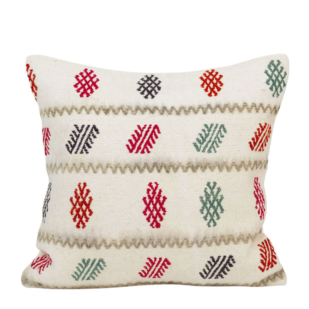 Lydia Organic Cotton Pillow - H+E Goods Company