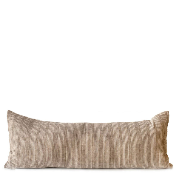 Acadia Long Lumbar Pillow - H+E Goods Company