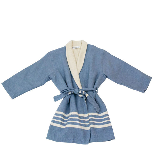 Organic Cotton Kids Robe