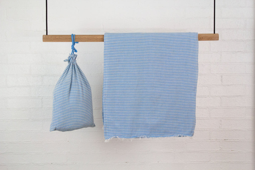The Beach Towel - H+E Goods Company