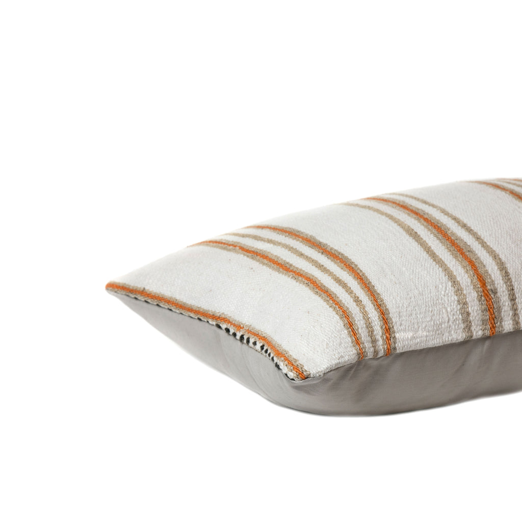 Organic Hemp Lumbar Pillow - H+E Goods Company