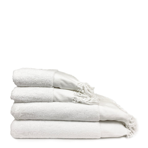 Luxury Soft Spa Towels - H+E Goods Company