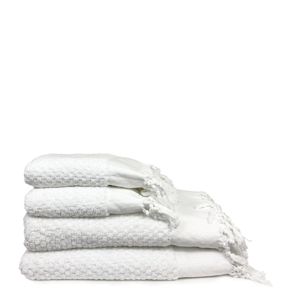 Dot Spa Towels - H+E Goods Company