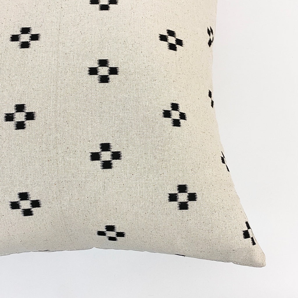 Lille Handwoven Pillow - H+E Goods Company