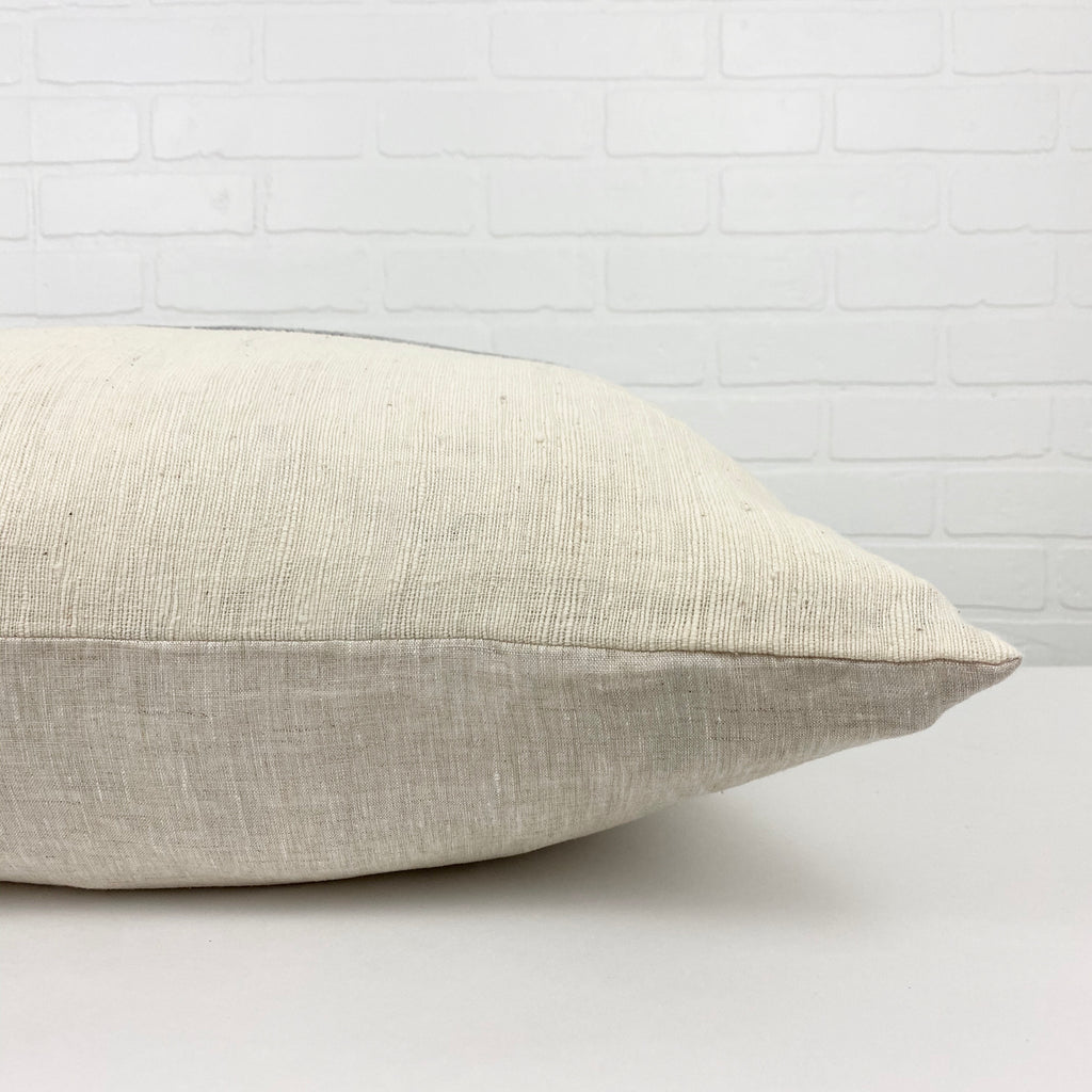 Julia Handwoven Pillow - H+E Goods Company