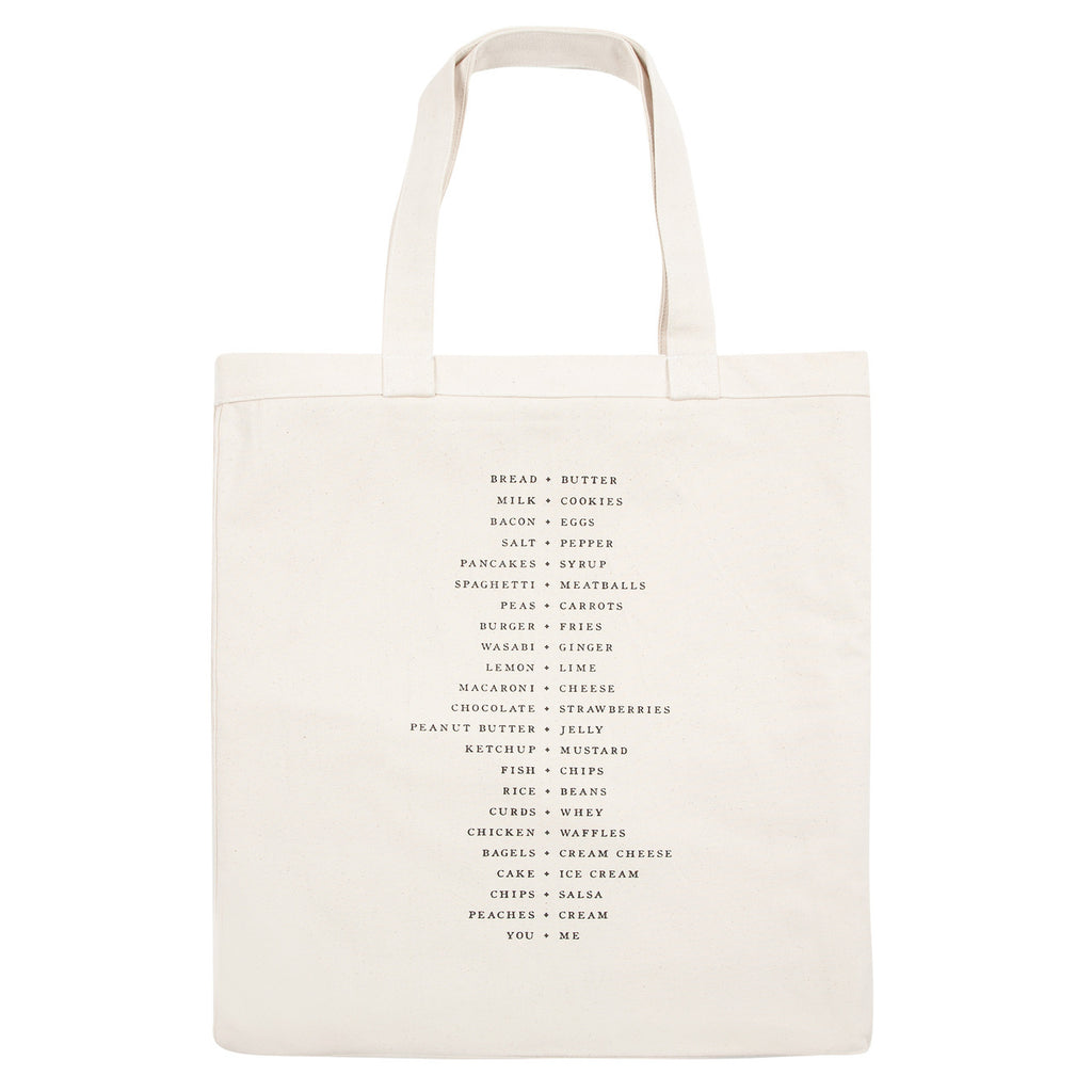 PAIRINGS CANVAS PICNIC TOTE & BLANKET - H+E Goods Company
