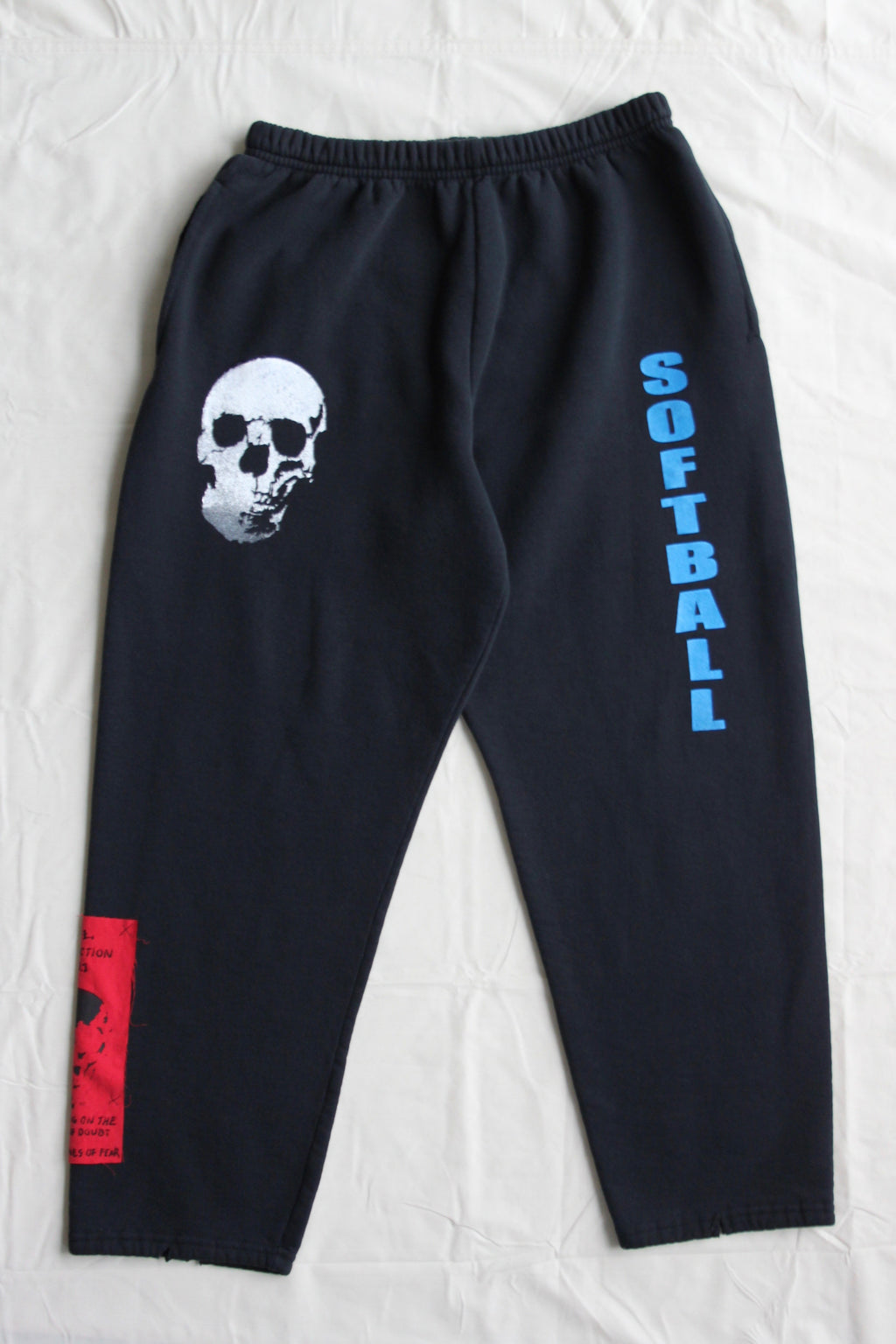 WSL Customized Vintage Softball Sweatpants