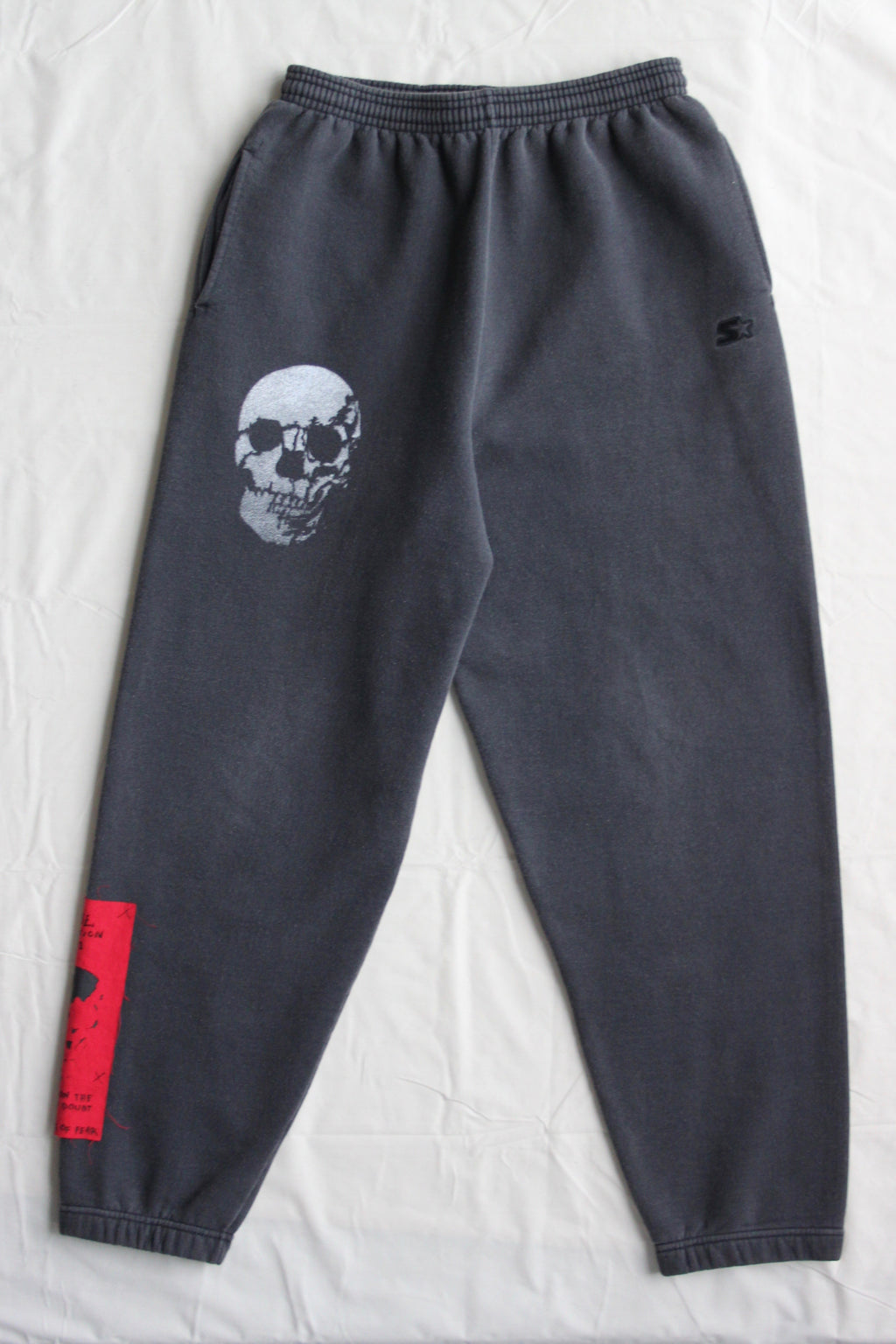 WSL Customized Vintage Starter Sweatpants