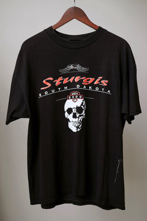 "WSL Customized Vintage Reversible ""Sturgis Sixty"" T-Shirt"