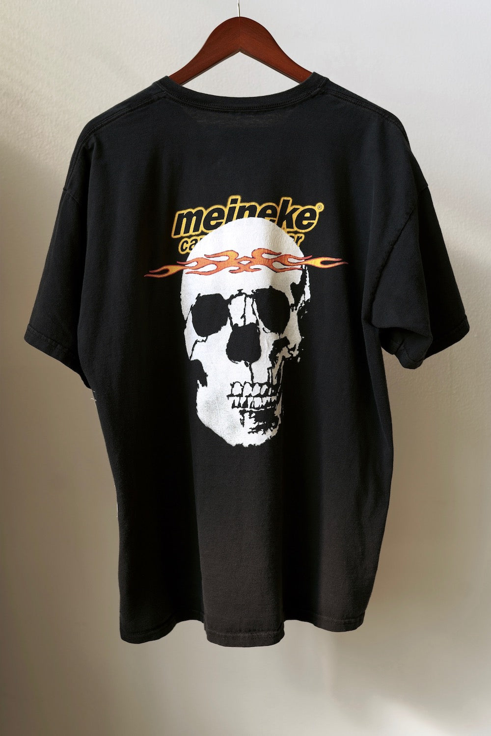 WSL Customized Vintage Reversible Meineke Time T-Shirt