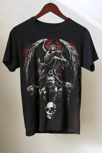 WSL Customized Vintage Reversible Hell Hounds T-Shirt