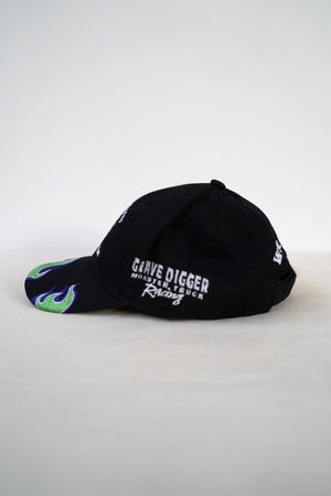 "WSL x Grave Digger Racing ""Wrecking Machine"" Hat"