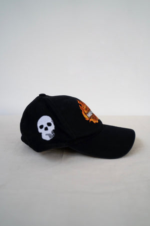 "WSL x Harley Davidson ""Bar and Shield Flames"" Hat"