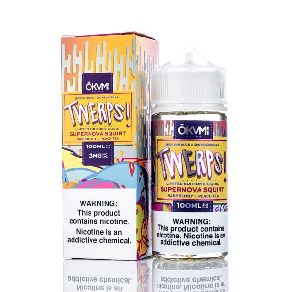LEGACY TWERPS SUPERNOVA SQUIRT 100ML