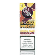 ROCKT PUNCH Lemon Cake Beserker 120ml