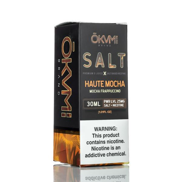 SALT HAUTE MOCHA 30ML