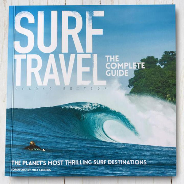 Carve Magazine Surf Travel Book