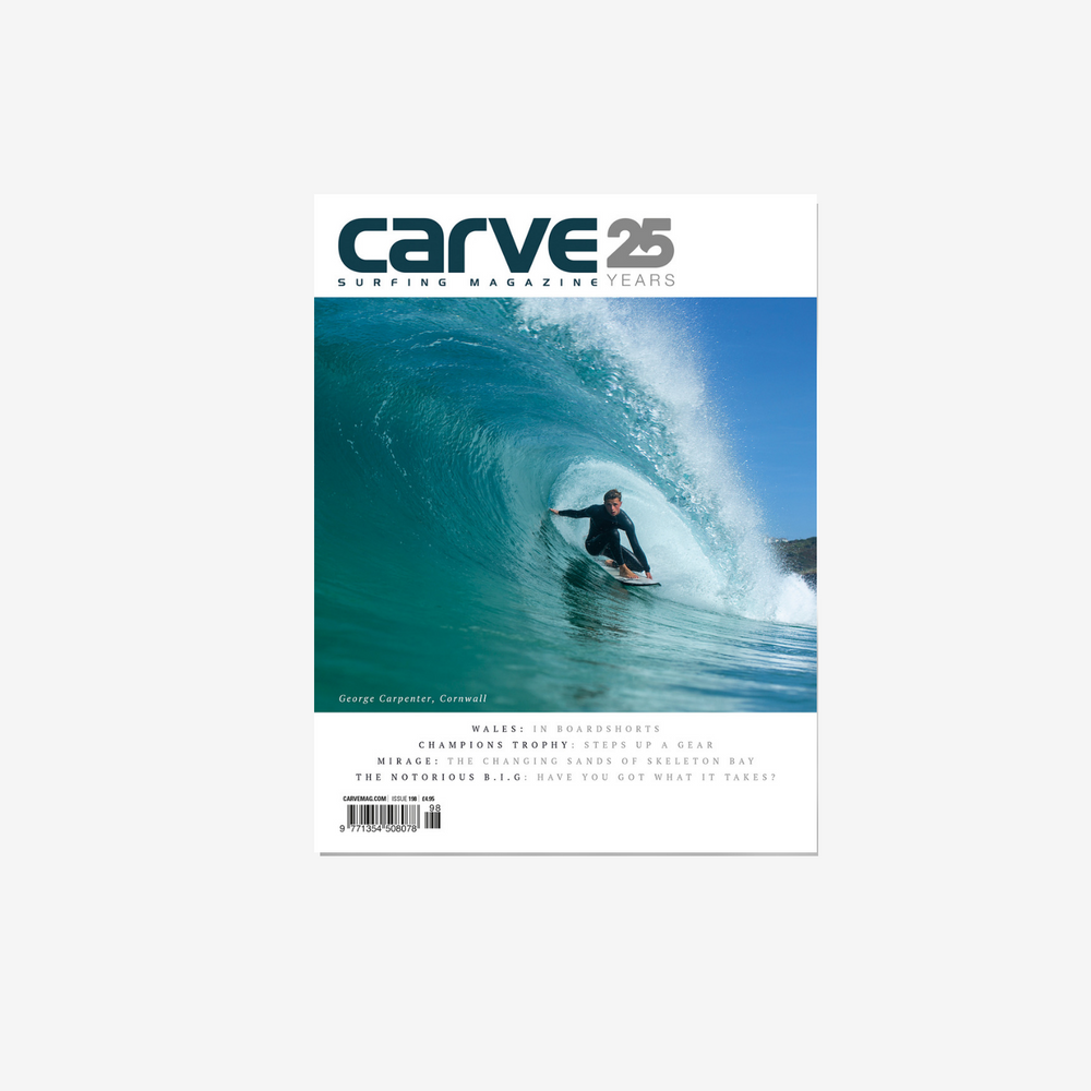 Carve Issue 198 - 25th Anniversary Issue