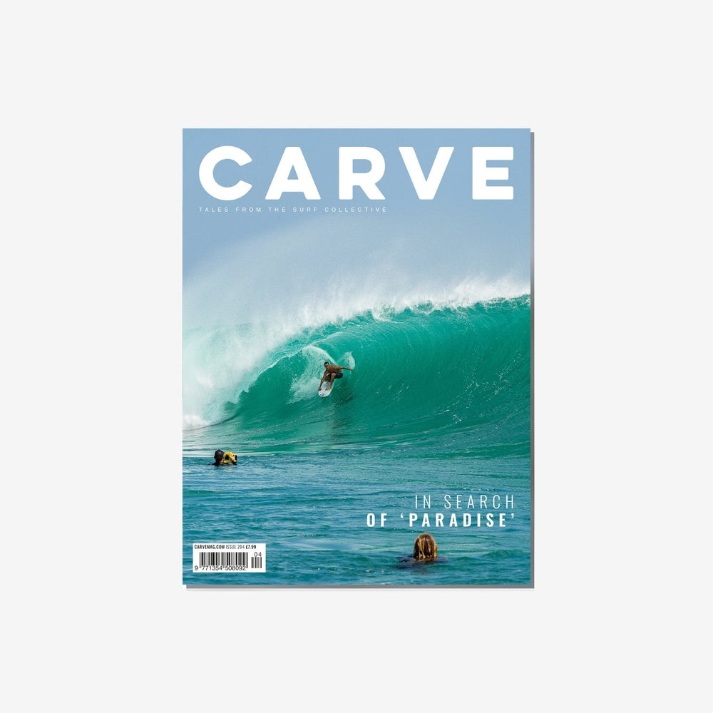 Carve Issue 204