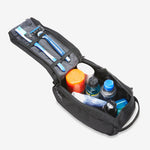 Dakine Groomer Medium Travel Kit in Cyan Scribble