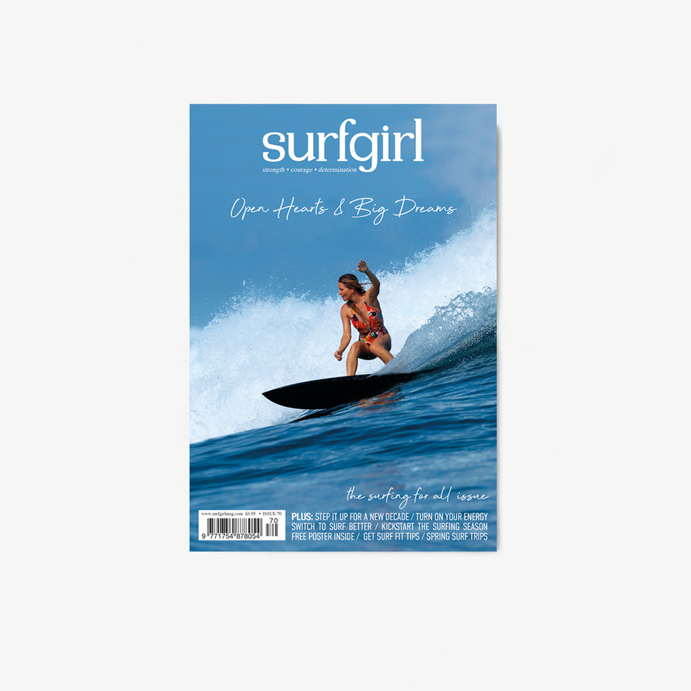 SurfGirl Beach Boutique SurfGirl Magazine Subscription Deal Offer