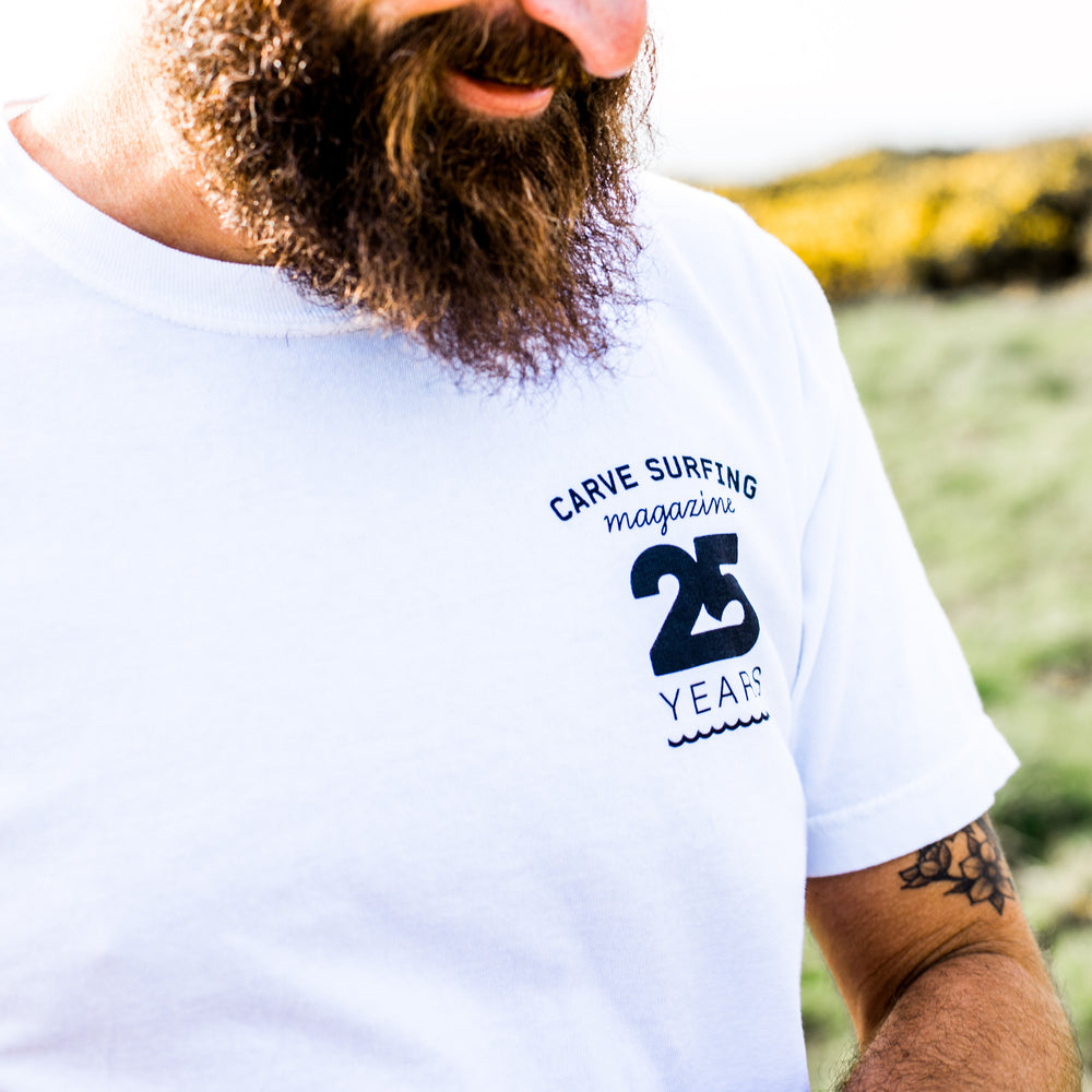 25 Years Of Carve - Limited Edition Tee